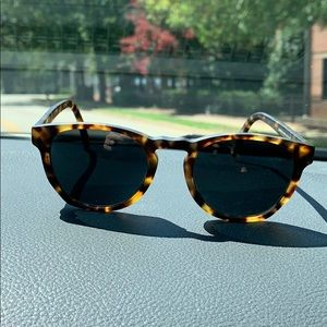 Warby Parker Sunglasses - Topper Wide